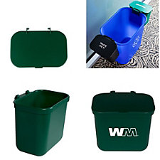 Hanging Waste Basket with Lid