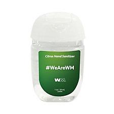 Hand Sanitizer Gel Pocket Bottle - Citrus - #WeAreWM