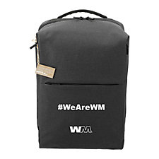 Aft Recycled Computer Backpack - 15 in. - #WeAreWM