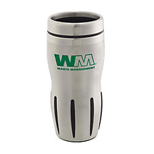 Tech Stainless Tumbler - 14 oz. - Ships in 48 Hours