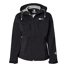 Stormtech - Ladies Epsilon H2XTREME Hooded Soft-shell Jacket