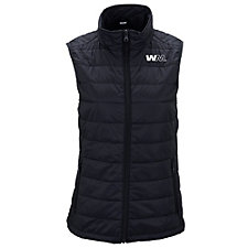 Ladies Apex Compressible Quilted Vest