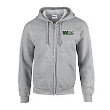 Gildan Heavy Blend Full Zip Hoodie SHIPS FROM CANADA