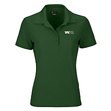 Ladies Play Dry Performance Mesh Polo Shirt SHIPS FROM CANADA