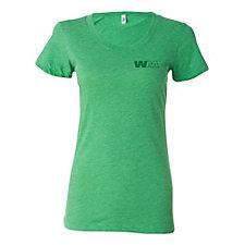 Bella Canvas Ladies Triblend Short Sleeve T-Shirt