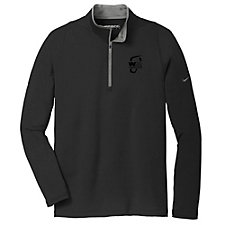 Nike Golf Dri-FIT Stretch Half-Zip Cover-Up - WMPO