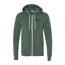 Alternative Eco-Fleece Rocky Hooded Full-Zip Sweatshirt