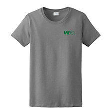 Ladies Gildan Ultra Heavy-Weight Cotton T-Shirt