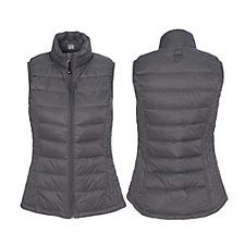Ladies Down Vest - WMPO