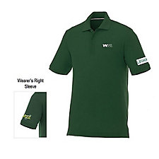 Crandall Short Sleeve Polo - M2Z