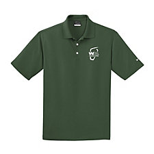 NIKE GOLF Dri-FIT Micro Pique Sport Shirt Team - WMPO