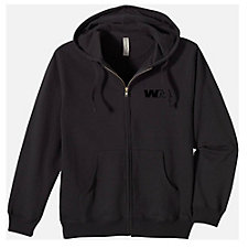 Econscious Organic Recycled Full-Zip Hood - 9 oz.