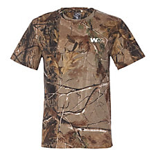 Code V Realtree Camouflage Short Sleeve T-Shirt