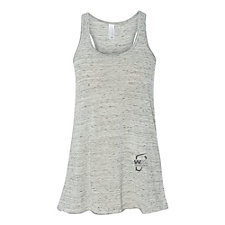Bella Canvas Ladies Flowy Racerback Tank - WMPO
