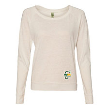 Alternative Ladies Eco Jersey Slouchy Pullover Shirt - WMPO