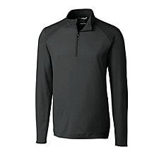 Cutter & Buck DryTec Williams Half Zip Pullover