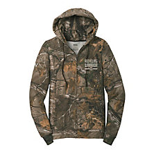 Russell Outdoors Realtree Full-Zip Hooded Sweatshirt - Recycling Warrior