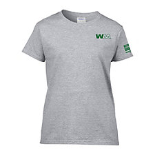 Ladies Gildan Ultra Heavy Weight Cotton T-Shirt - Recycling Warrior
