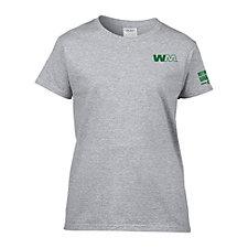 Ladies Gildan Ultra Heavy Weight Cotton T-Shirt - Recycling Warrior