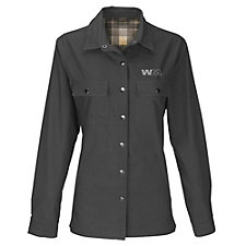 Ladies Boulder Shirt Jacket