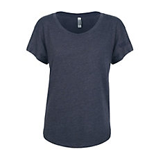 Next Level Ladies Triblend Dolman T-Shirt