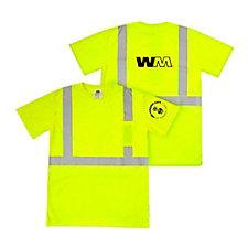 OccuNomix Lightweight Birdseye Pocket T-Shirt - 3.8 oz. - 100 Days of Summer