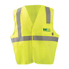 OccuNomix Breakaway Hi-Viz Safety Vest