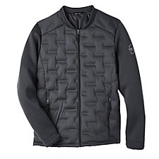 North End Pioneer Hybrid Bomber Jacket - WMPO