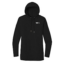 Ladies District Featherweight French Terry Hoodie