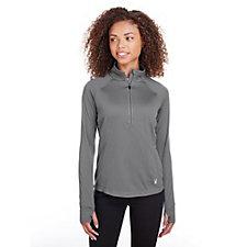 Ladies Spyder Freestyle Half-Zip Pullover
