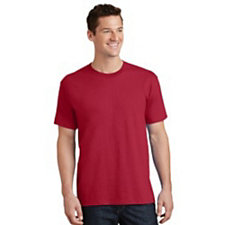 Port and Co Short Sleeve Core Cotton T-Shirt