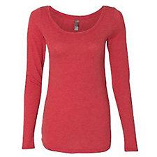 Next Level Ladies Triblend Long Sleeve Shirt