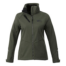 Ladies Peyto Softshell Jacket