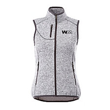 Ladies Fontaine Knit Vest