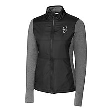 Ladies Long Sleeve Stealth Full Zip Jacket - WMPO