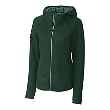 Ladies Mainsail Hooded Jacket - WMPO