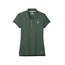 New Era Ladies Slub Twist Polo Shirt - WMPO