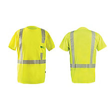 OccuNomix Segmented Flexible Reflective High Viz T-Shirt