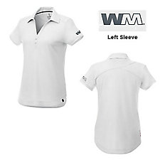 Ladies Amos Eco Polo Shirt
