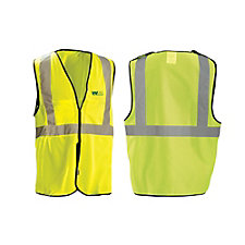 OccuNomix 5 Point Breakaway ANSI Class 2 Safety Vest - Dual Sized