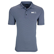 Greg Norman Protek Micro Stripe Polo