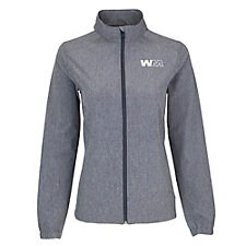 Greg Norman Ladies Windbreaker Stretch Jacket