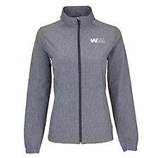 Greg Norman Ladies Windbreaker Stretch Jacket