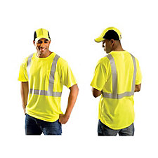 Hi Viz Reflective Pocket T-Shirt
