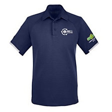 Under Armour Corporate Rival Polo Shirt - WMPO - Team Green and Labor Relations