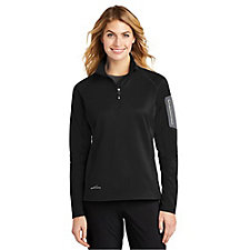Eddie Bauer Ladies Half-Zip Performance Fleece Pullover