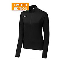 Ladies Limited Edition Nike Dry Element Half-Zip Cover-Up