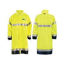 Premium Breathable Waterproof Long Length Rain Coat