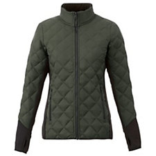 Ladies Rougemont Hybrid Insulated Jacket
