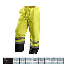 Premium Breathable Waterproof Rain Pants